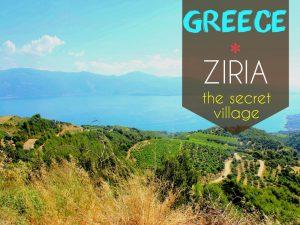 Ziria Greece