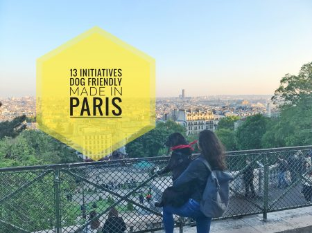 Initiatives dog friendly made in Paris