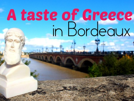 EVERYTHING GREEK IN BORDEAUX