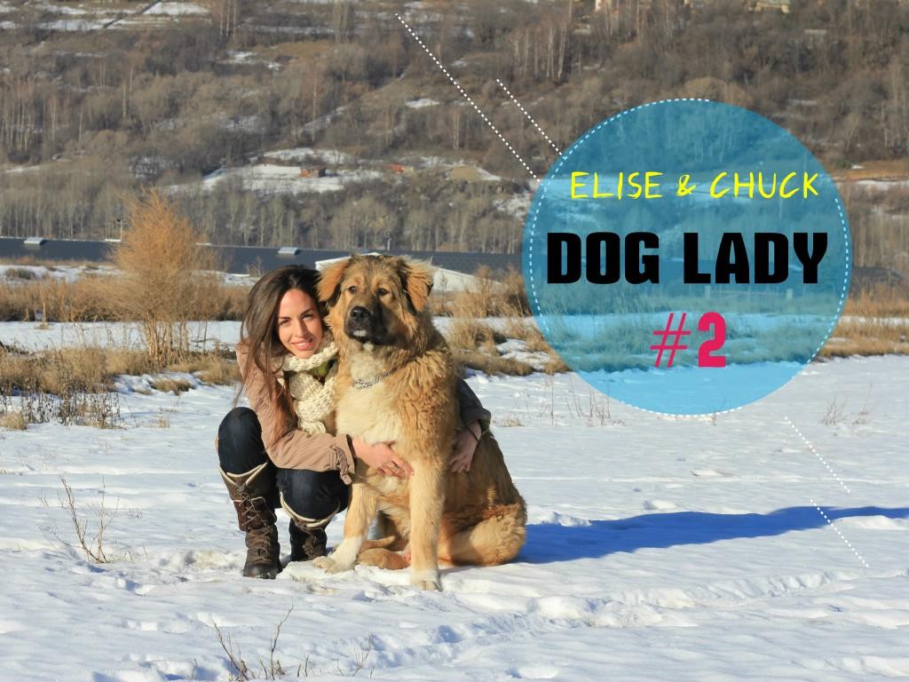 Dog lady