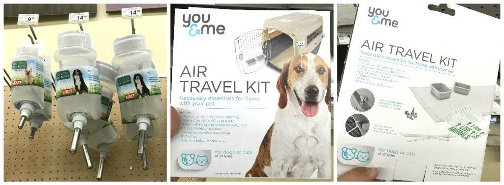 voyager en avion avec son chien