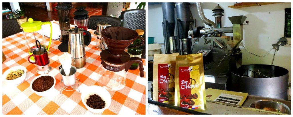 cafe colombien