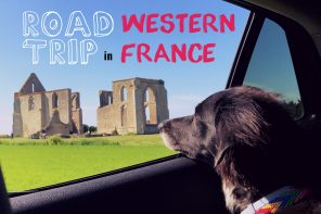 Road trip in france