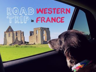 Road trip in france