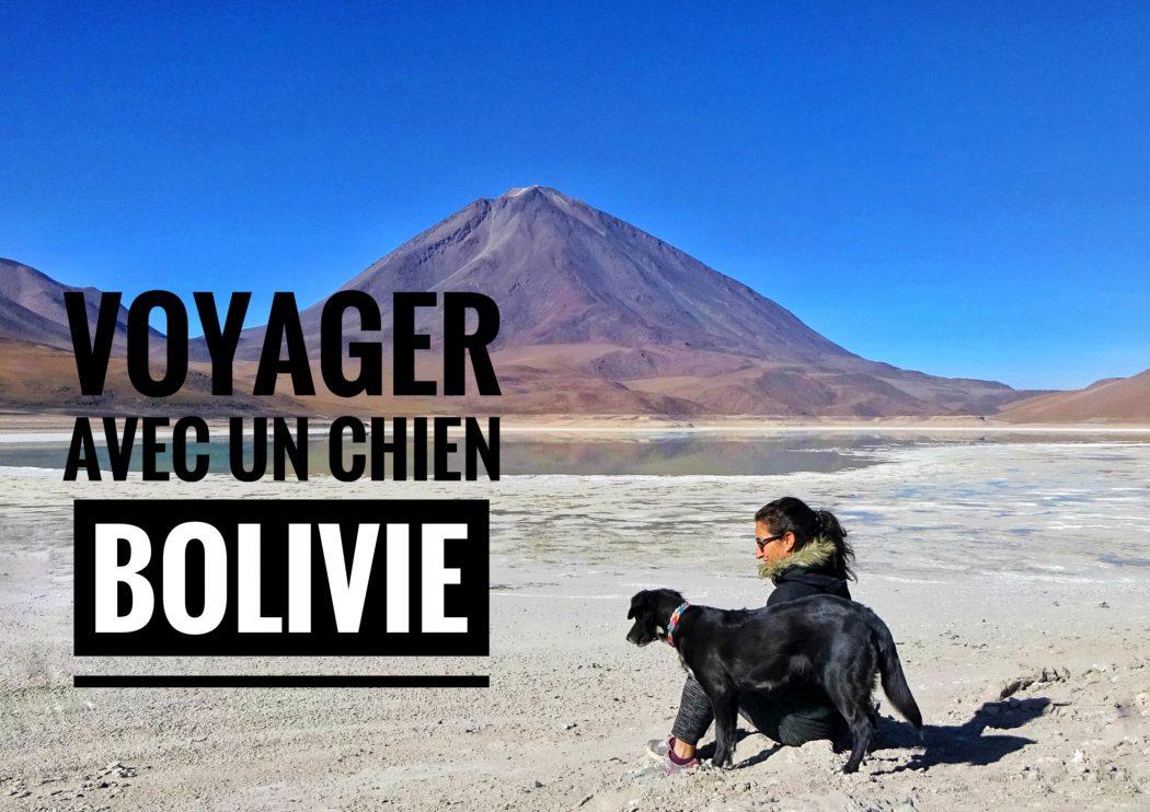 voyager avec un chien en Bolivie