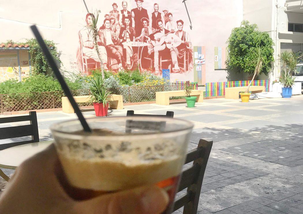 Kafeneio o Lakkos Heraklion