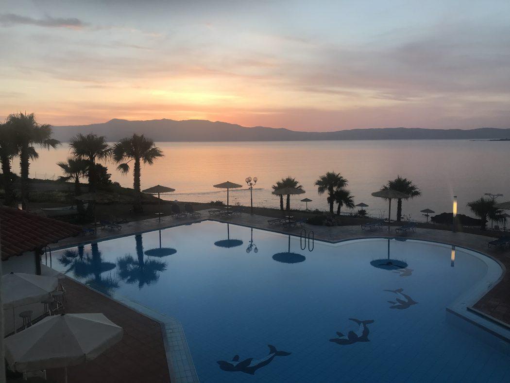 Balos beach hotel
