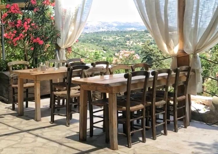Taverna Archaia Lappa Argiroupoli