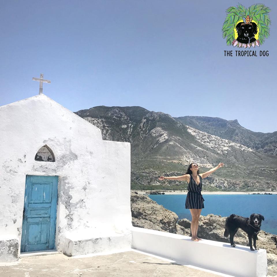 Agios Theodoros chapel near Elafonissi