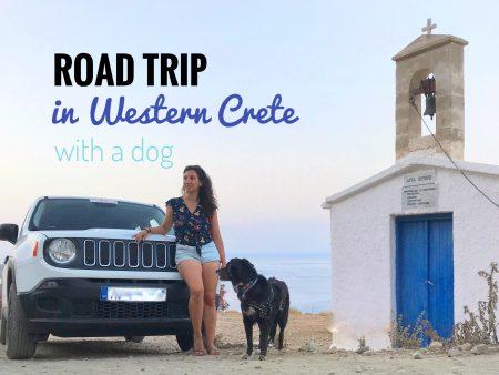 Road trip in Western Crete 0