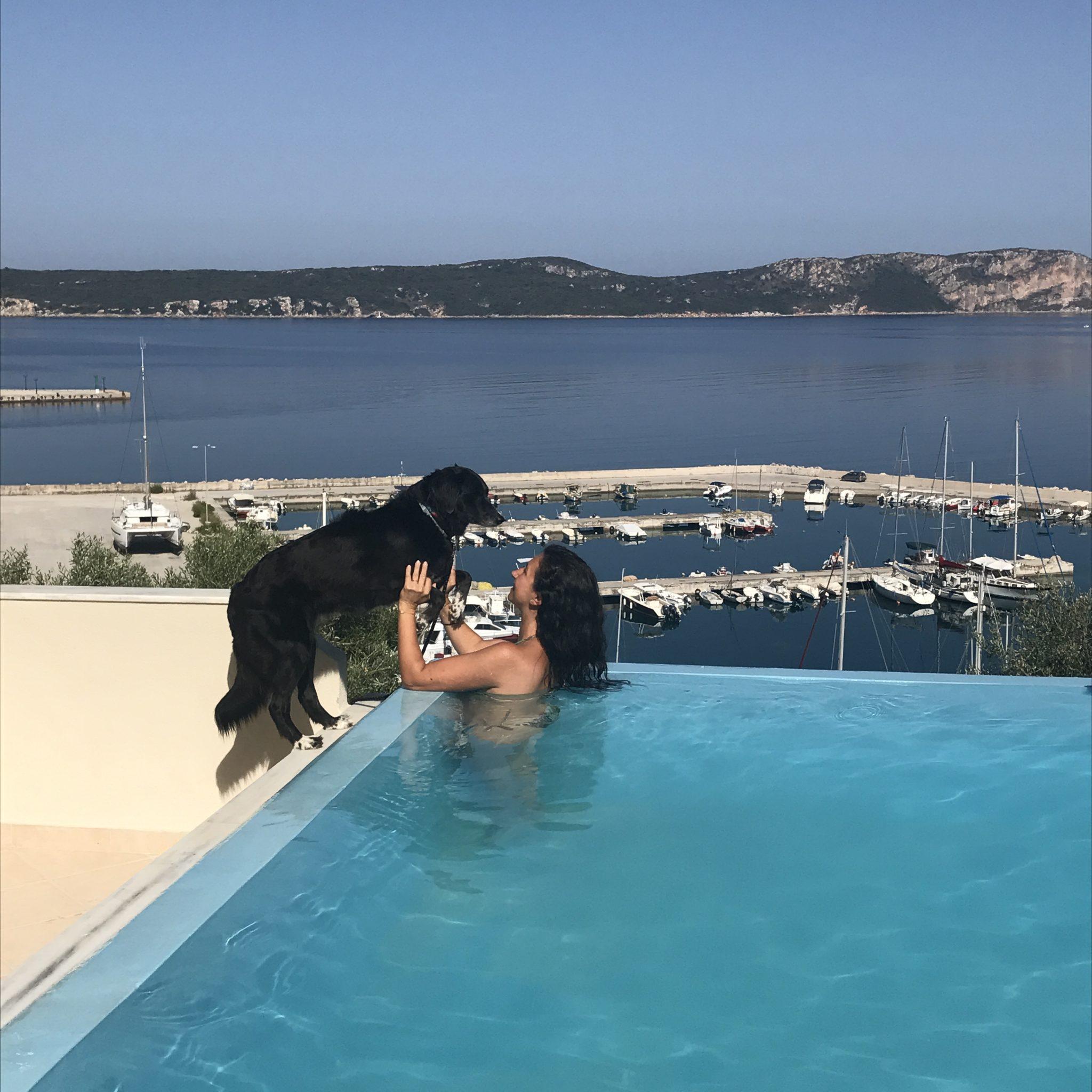 Road trip autour du Péloponnèse avec un chien 3